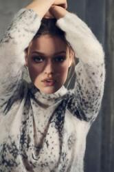 #THEDARKPOWER-Коллекция осень-зима 2021/22 Luisa Cerano