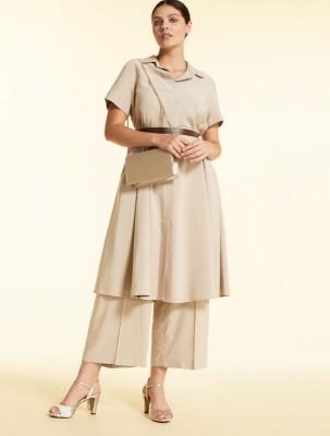 Летнее платье из мягкой вискозы