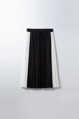 юбка плиссированная maxi