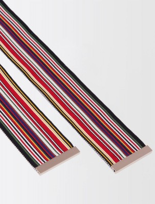 Многоцветный ленточный ремень