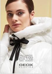 GEOX ОСЕНЬ-ЗИМА 2021/22
